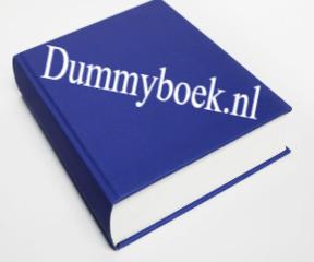 Blanco-notitieboek
