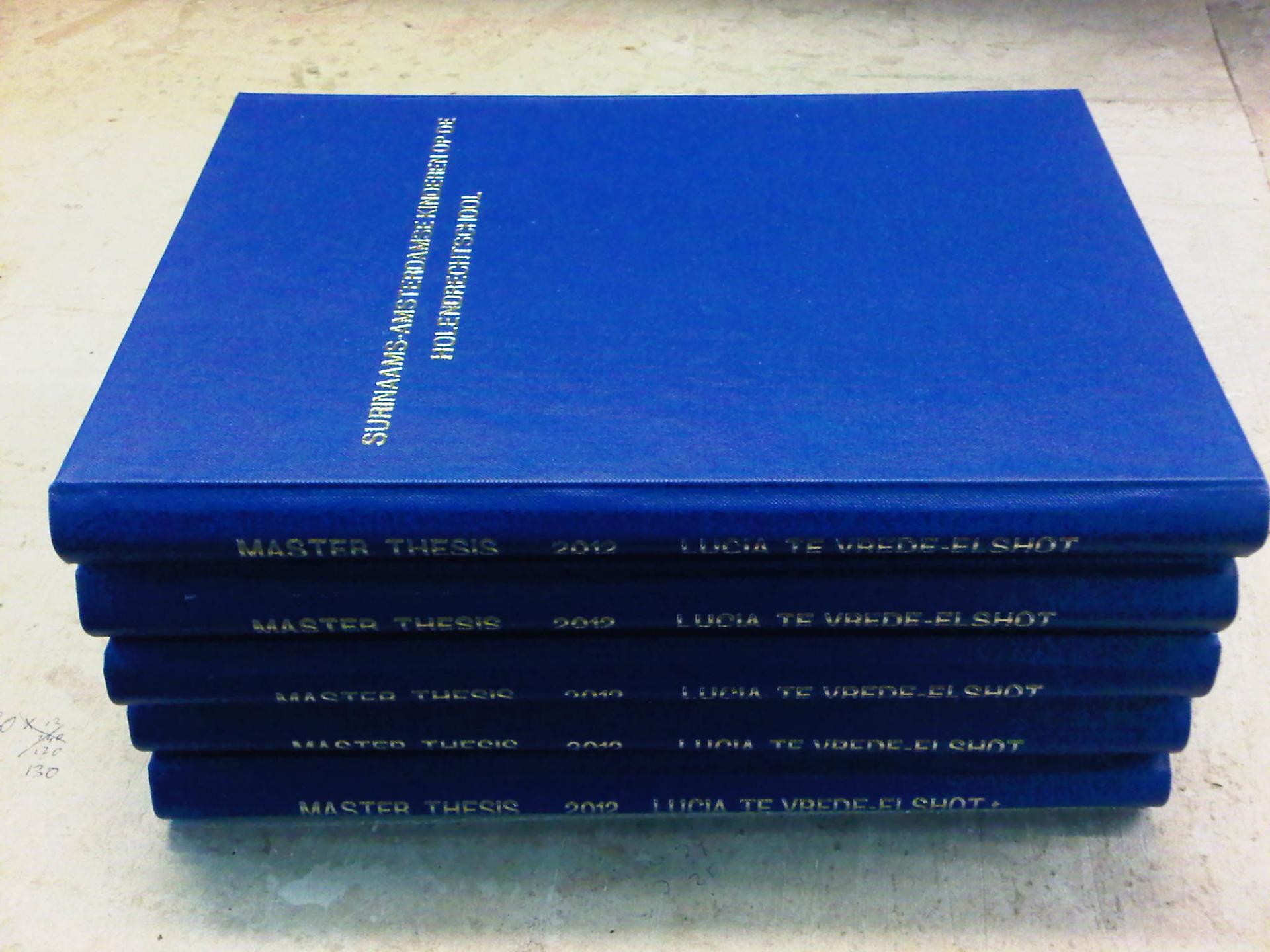 master thesis binding