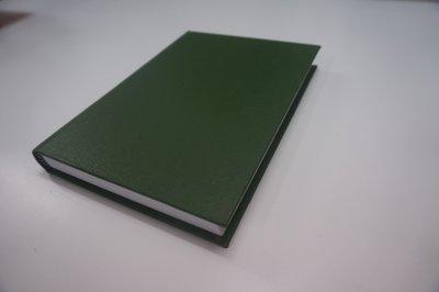 kunstleer a5 notitie boek