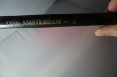 Ingebonden Ons Amsterdam jaargang 6 1954