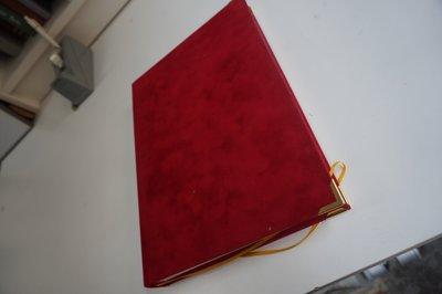 a4 sint boek met hoekjes