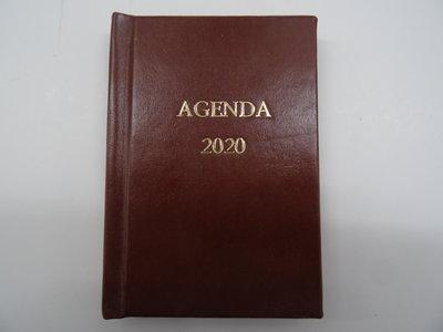 2020 agenda kopen
