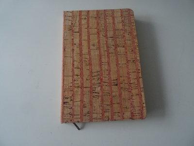 notitieboek lijntjes papier